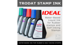 IDEAL Stamp Ink