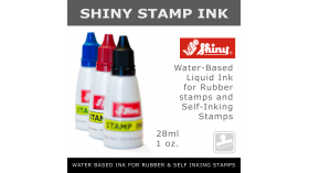 SHINY Stamp Ink
