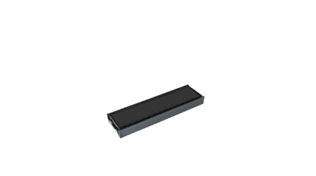 Ink-Pad for S-831 Shiny Printer