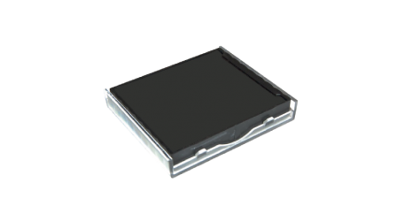 Ink-Pad for H-6005 Heavy Duty Stamp