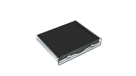 Ink-Pad for S-542D Shiny Printer Date Stamp