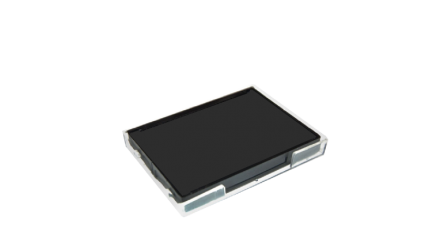 Ink-Pad for S-829D Shiny Printer Date Stamps