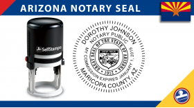 Arizona Notary Seal