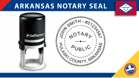 Arkansas Notary Seal
