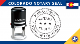 Colorado Notary Seal