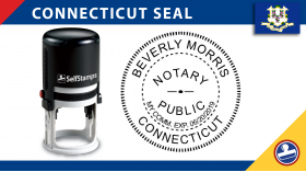 Connecticut Notary Seal