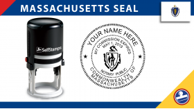 Massachusetts Notary Seal
