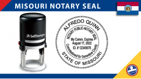 Missouri Notary Seal