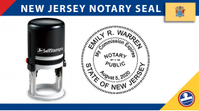 New Jersey Notary Seal