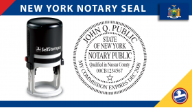 New York Notary Seal