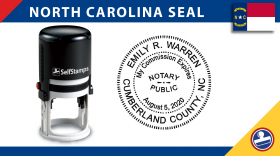 North Carolina Notary Seal