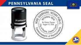 Pennsylvania Notary Seal