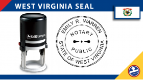 West Virginia Notary Seal