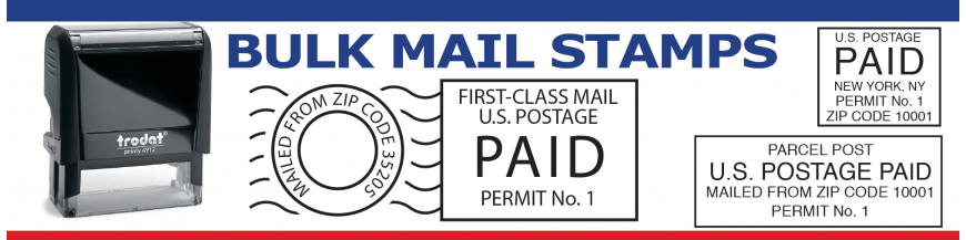 Bulk Mail Stamps