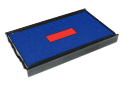 ink pad For Printy Dater 4726 (Blue/Red)