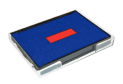 ink pad For Printy Dater 4727 (Blue/Red)