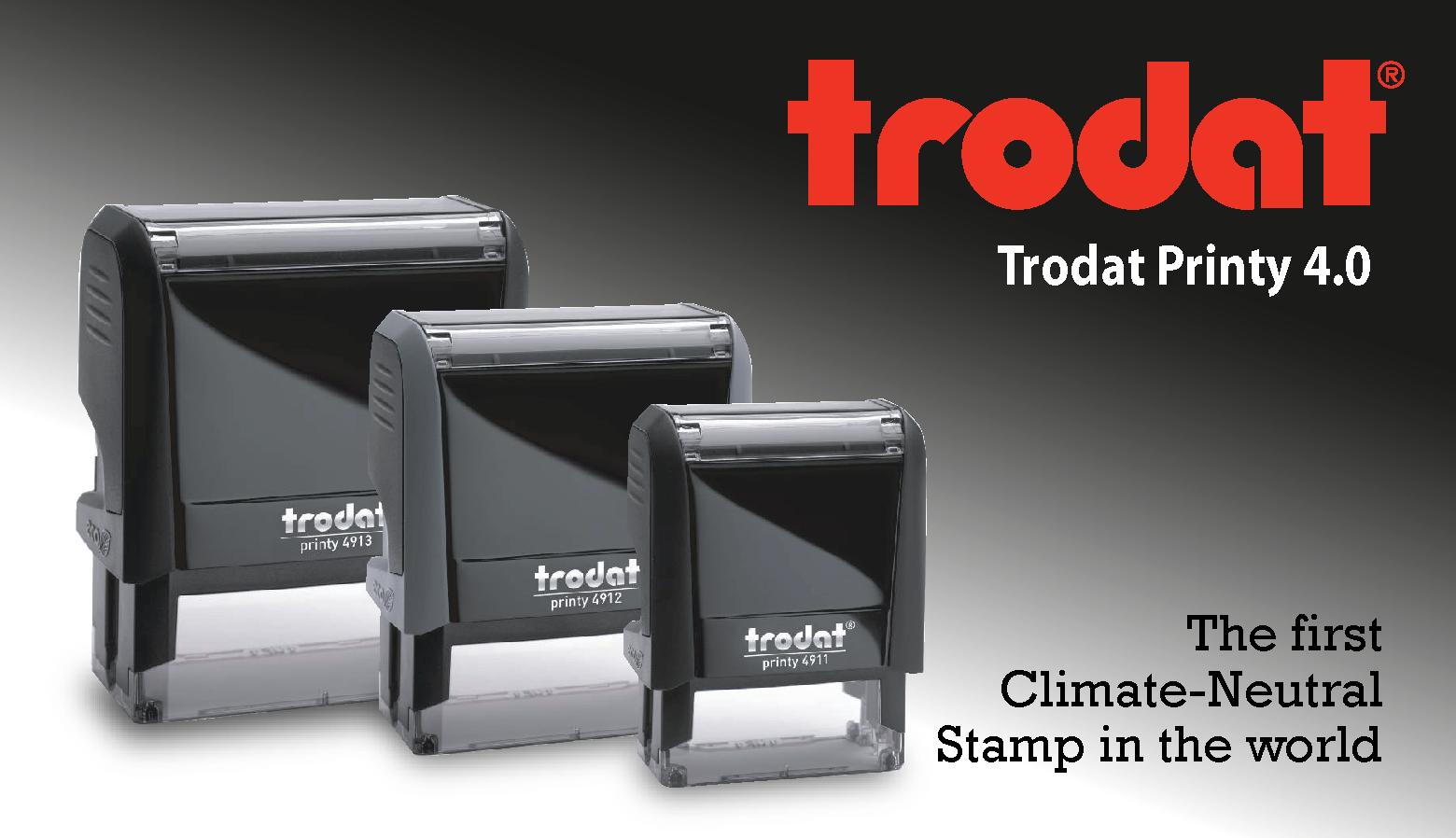 Trodat Printy Stamps